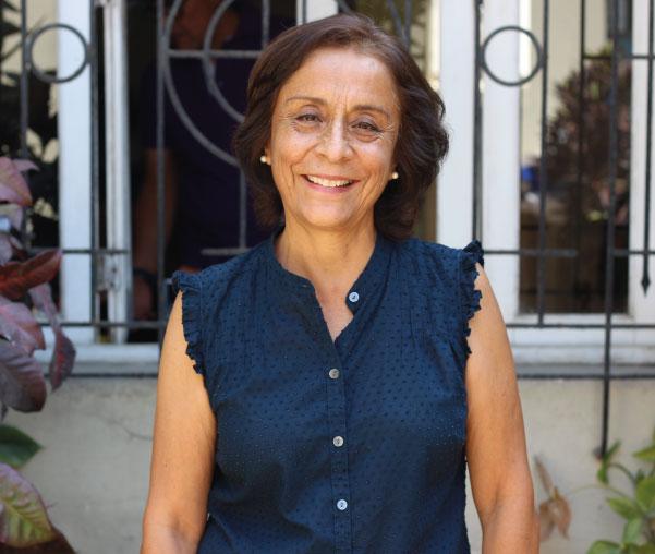 Hercilia Antúnez de Mayolo