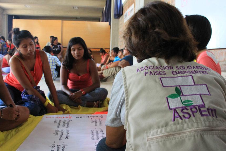 Las mujeres damnificadas muestran tener una mayor fortaleza para enfrentar los impactos del Niño Costero