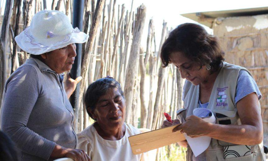 Más de 170 damnificados continuarán siendo asistidos por la campaña Sonríe Perú