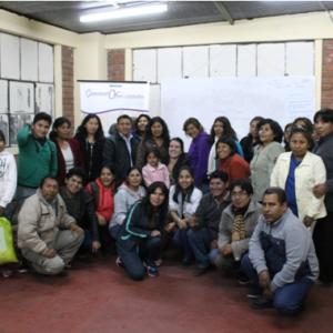Proyecto 'Generando Oportunidades' logró reforzar una culturaemprendedora y de independencia económica.