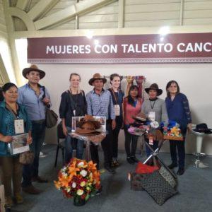 El despegue de un sueño: artesanas logran expandir oportunidades comerciales en Alpaca Fiesta 2018